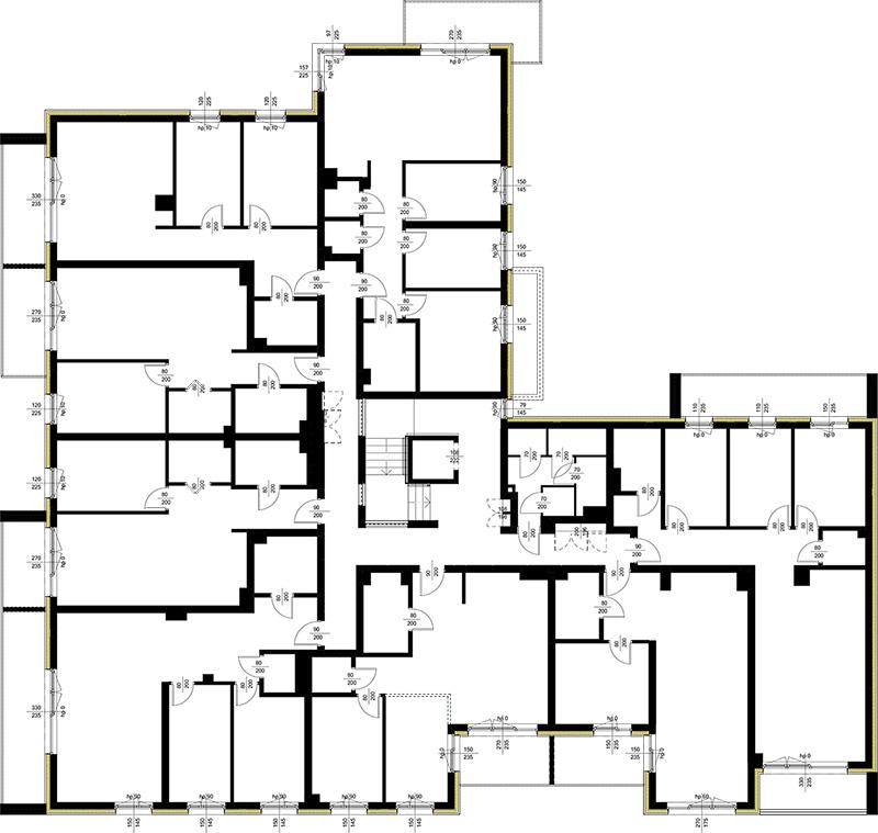 Melia Apartamenty - Piętro 1