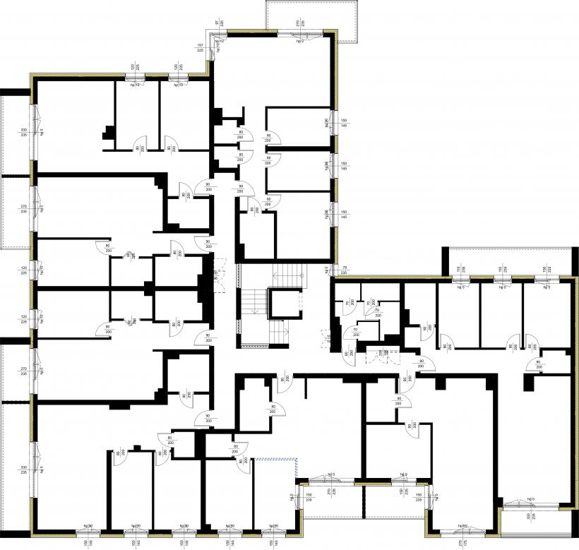 Melia Apartamenty - Piętro 2