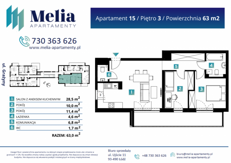 Apartament nr. 15