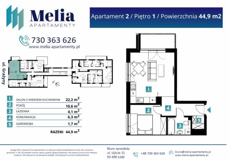 Apartament nr. 02